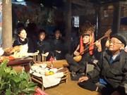 La fête du riz nouveau des Tày dans le Nord-Ouest