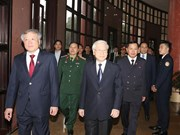 Le leader du Parti demande de renforcer la réforme judiciaire