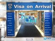 La Thaïlande prolonge l'exemption des frais de visa pour les touristes étrangers
