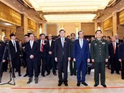 Célébration des 69 ans de l'établissement des relations diplomatiques Vietnam-Chine