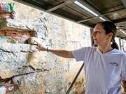 Andrea Teufel, une Allemande dévouée au patrimoine de Huê
