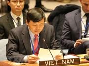 Le Vietnam appelle au respect des résolutions sur la question du Moyen-Orient
