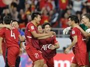 """Coupe d'Asie 2019 : Vietnam-Japon, """"très fiers de cette équipe"""""""