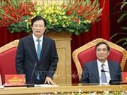 Phu Tho devrait se concentrer sur le développement industriel