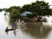 Le delta du Mékong se mobilise au face au changement climatique