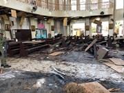 Attentat aux Philippines : près de 80 morts et blessés
