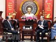 Hô Chi Minh-Ville et la Chine plaident pour des liens accrus