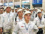 Le Vietnam envisage d'envoyer plus de 120.000 travailleurs à l'étranger en 2019