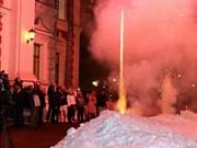 Les Vietnamiens en Russie et au Chili célèbrent le Têt traditionnel