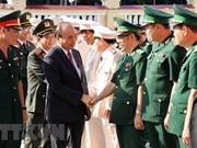 Nouvel An lunaire: le PM en visite à Da Nang