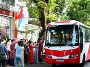Ho Chi Minh-Ville: le marché touristique s'anime pendant les vacances du Têt