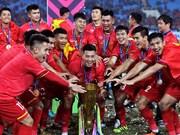 Classement FIFA : le Vietnam pointe au 99e rang mondial