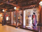 Un musée privé de l'áo dài à Hô Chi Minh-Ville