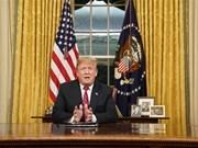 Le président Trump annonce la tenue du sommet Etats-Unis - RDPC à Hanoï