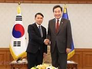 Le directeur général de la VNA salue les relations Vietnam-R. de Corée
