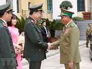 Vietnam-Laos: Les ministères de la Sécurité publique renforcent leurs liens