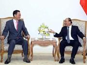 Le PM promet des conditions optimales pour les investisseurs sud-coréens