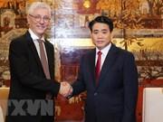 Hanoi renforce sa coopération avec Toulouse