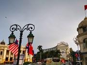 Hanoï s'embellit pour accueillir le 2e Sommet entre les Etats-Unis et la RPDC