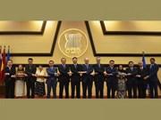 La 26è réunion du comité mixte de coopération ASEAN-UE