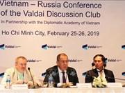 Conférence sur la coopération Vietnam - Russie dans un contexte de fluctuations