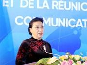 Le Vietnam appelle à renforcer la solidarité et la coopération francophones