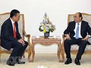 Le PM Nguyên Xuân Phuc reçoit le PDG du groupe thaïlandais SCG