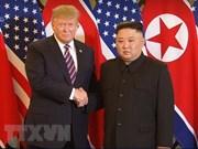 """Sommet États-Unis-RPDC: la Chine espère un """"pas important"""" vers la dénucléarisation"""