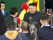La presse nord-coréenne souligne la visite du président Kim Jong-un