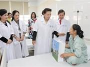 La présidente de l'AN encourage le développement de la médecine traditionnelle