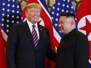 Le président américain parle d'une conférence de presse après le 2e Sommet Etats-Unis – RPDC