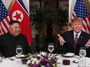 Le Sommet Etats-Unis – RPDC dans la presse nord-coréenne et américaine