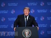 Sommet Etats-Unis-RPDC : désaccord sur la levée des sanctions