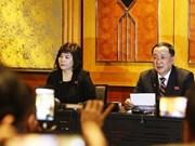 """Conférence de presse : la RDPC annonce la """"proposition réaliste"""" lors du sommet avec les États-Un"""