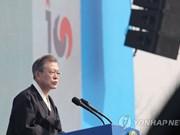 Moon parle de progrès «significatif» à Hanoï