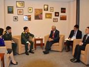 Le Vietnam et Singapour veulent renforcer leurs liens de défense