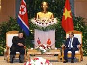 Le Vietnam prêt à promouvoir une coopération gagnant-gagnant avec la RPDC