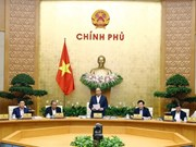 Le PM demande plus d'efforts pour promouvoir une croissance durable