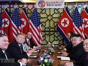 Les Etats-Unis « impatients » de retourner à la table de négociations avec la RPDC