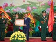 Le Premier ministre honore la Journée traditionnelle des garde-frontières