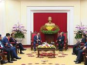 Le Vietnam et la Mongolie renforcent leurs liens