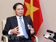 Vietnam et France saluent le rôle de l'EVFTA et l'IPA dans l'avenir