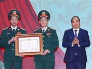 L'Université médicale militaire du Vietnam à l'honneur
