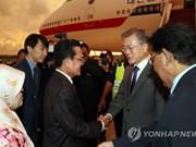 La R. de Corée veut promouvoir les échanges culturels et humains avec l'ASEAN