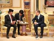 La R. de Corée et le Brunei conviennent d'intensifier la coopération bilatérale