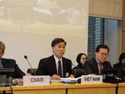Le Vietnam poursuivra ses efforts en faveur des droits civils et politiques