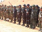 Le Cambodge et la Chine lancent l'exercice militaire Dragon d'or