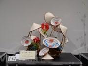 Le Vietnam prend part pour la première fois à l'exposition d'Ikebana au Japon