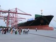 Le premier service de fret maritime direct Vietnam-Australie lancé au Sud