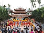 Se rendre à la fête de la pagode des Parfums au printemps